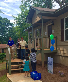 Assurant Helps Build Largest Habitat for Humanity Home in Gwinnett