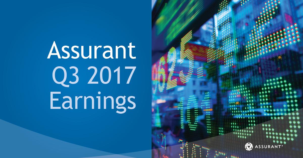 Assurant Q3 2017 Earnings