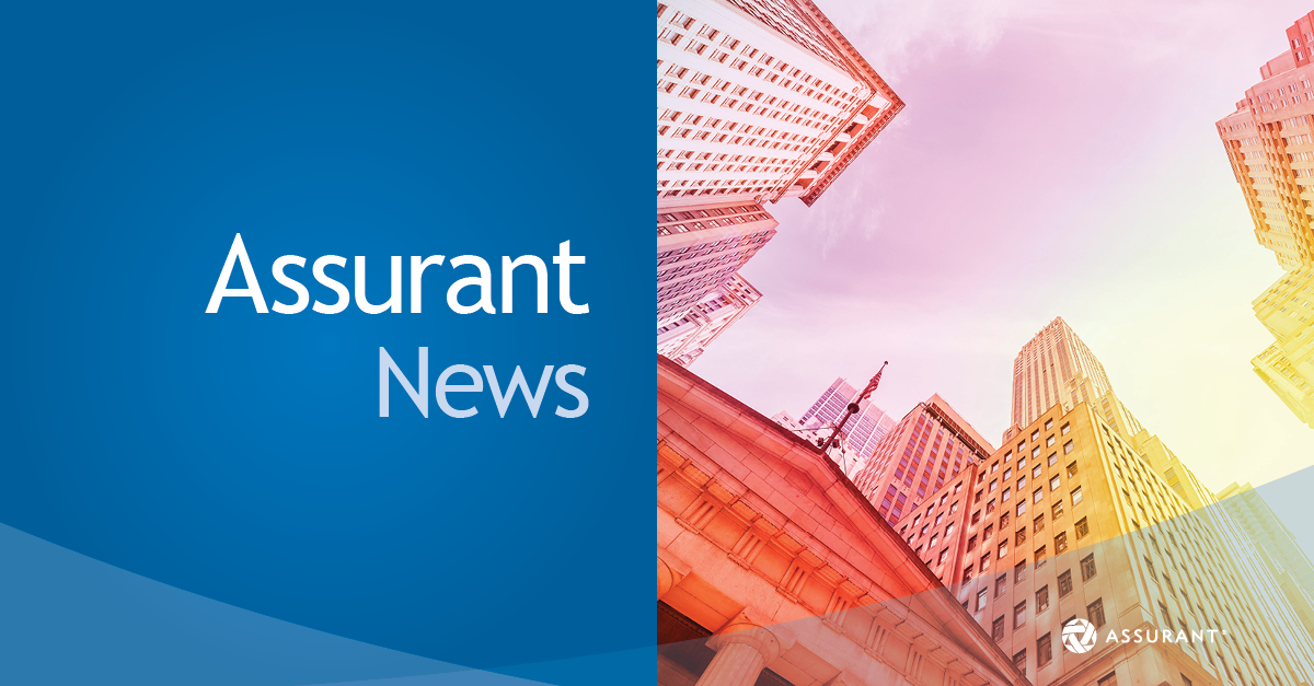Image of Financial Buildings with Assurant News