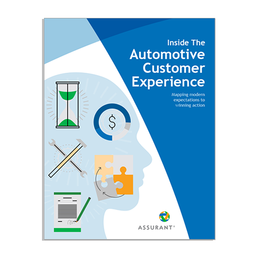 cover of customer experience research paper